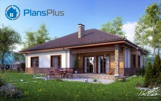 X1 X1 - проект классического дома с мансардным этажом фото 2
