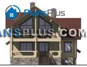 Фасад дома M144 фото 2