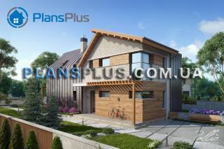 X13 X13 - уютный современный двухэтажный дом фото 2