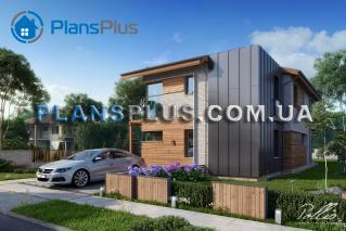 X13 X13 - уютный современный двухэтажный дом фото 1