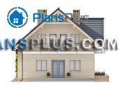 Фасад дома Alpina фото 3