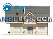 Фасад дома Alpina фото 1